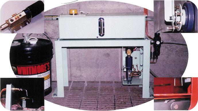 LR21 型自動給油装置